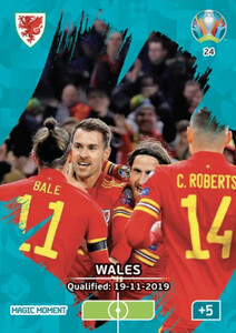 EURO 2020 MAGIC MOMENT Wales #24