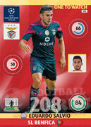2014/15 CHAMPIONS LEAGUE® ONE TO WATCH   Eduardo Salvio #106