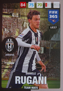 UPDATE 2017 FIFA 365 TEAM MATE DANIELE RUGANI #57