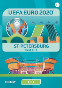 EURO 2020 HOST CITY Saint Petersburg #27