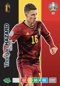 EURO 2020 TEAM MATE Thorgan Hazard #59