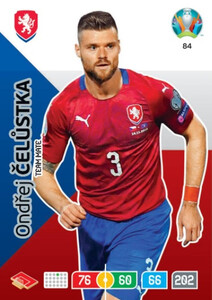 EURO 2020 TEAM MATE Ondrej Ćelustka #84