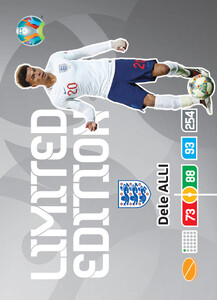 EURO 2020 LIMITED EDITION Dele Alli