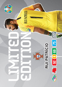 EURO 2020 LIMITED EDITION Rui Patricio