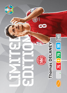 EURO 2020 LIMITED EDITION Thomas Delaney