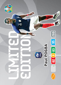EURO 2020 LIMITED EDITION Paul Pogba