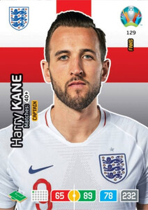 EURO 2020 FANS - CAPTAIN Harry Kane #129