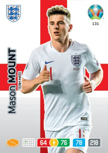EURO 2020 TEAM MATE Mason Mount #131