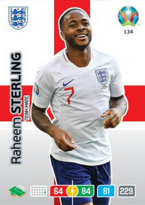 EURO 2020 TEAM MATE Raheem Sterling #134