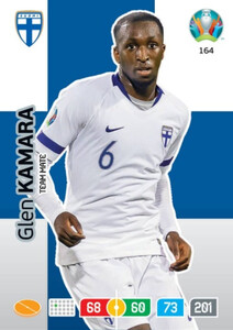 EURO 2020 TEAM MATE Glen Kamara #164