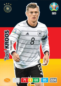 EURO 2020 TEAM MATE Toni Kroos #198