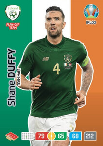 EURO 2020 TEAM MATE Shane Duffy #IRL03