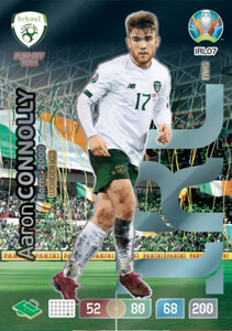 EURO 2020 WONDER KID Aaron Connolly #IRL07