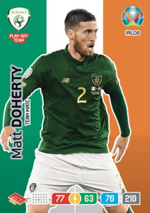 EURO 2020 TEAM MATE Matt Doherty #IRL08