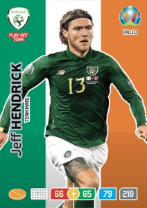 EURO 2020 TEAM MATE Jeff Hendrick #IRL10