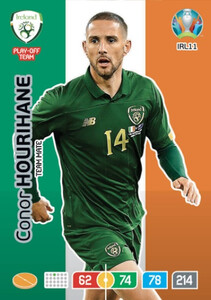 EURO 2020 TEAM MATE Conor Hourihane #IRL11