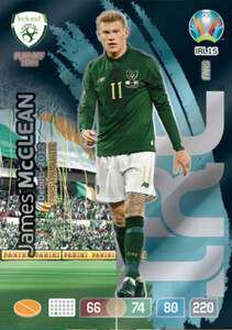 EURO 2020 FANS' FAVOURITE James McClean #IRL15