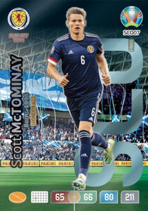 EURO 2020 WONDER KID Scott McTominay #SCO07