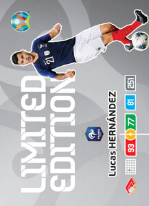 EURO 2020 LIMITED EDITION Lucas Hernandez