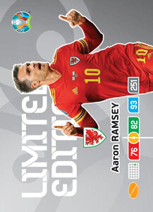 EURO 2020 LIMITED EDITION Aaron Ramsey