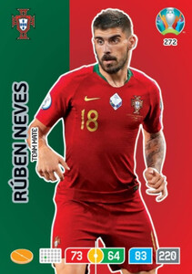 EURO 2020 TEAM MATE Ruben Neves #272