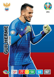 EURO 2020 TEAM MATE Guilherme #281