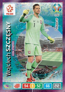EURO 2020 POWER UP - GOAL STOPPER Wojciech Szczęsny #395
