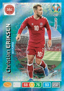 EURO 2020 POWER UP - KEY PLAYER Christian Eriksen #407