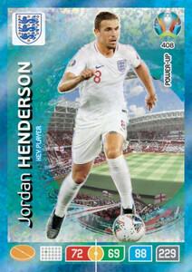 EURO 2020 POWER UP - KEY PLAYER Jordan Henderson #408