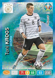 EURO 2020 POWER UP - KEY PLAYER Toni Kroos #411