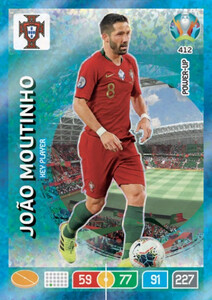 EURO 2020 POWER UP - KEY PLAYER Joao Moutinho #412