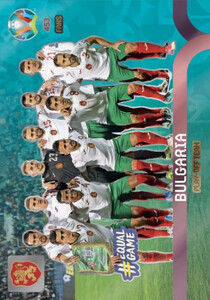 EURO 2020 PLAY-OFF TEAM Bulgaria #453