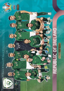 EURO 2020 PLAY-OFF TEAM Republic of Ireland #456