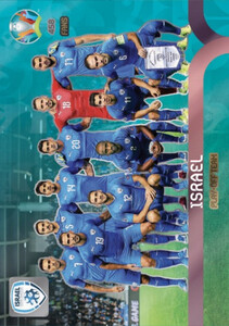 EURO 2020 PLAY-OFF TEAM Israel #458