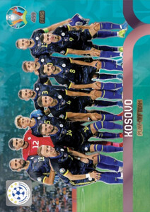 EURO 2020 PLAY-OFF TEAM Kosovo #459