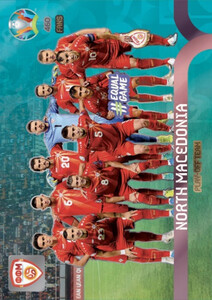 EURO 2020 PLAY-OFF TEAM North Macedonia #460