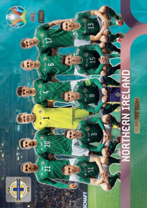EURO 2020 PLAY-OFF TEAM Nothern Ireland #461
