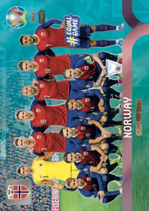 EURO 2020 PLAY-OFF TEAM Norway #462