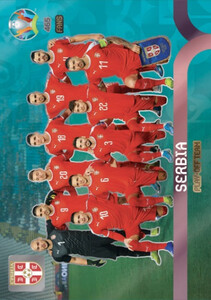 EURO 2020 PLAY-OFF TEAM Serbia #465