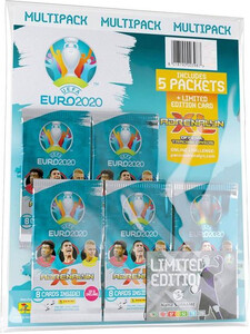 EURO 2020 MULTIPACK - UK & IRELAND EDITION