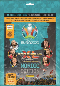 EURO 2020 NORDIC EDITION Starter Pack