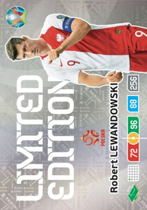 EURO 2020 LIMITED EDITION Robert Lewandowski