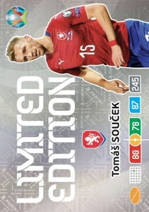 EURO 2020 LIMITED EDITION Tomas Soucek
