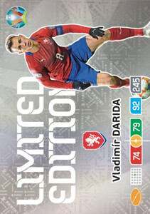 EURO 2020 LIMITED EDITION Vladimir Darida
