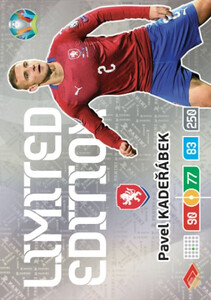 EURO 2020 LIMITED EDITION Pavel Kaderabek