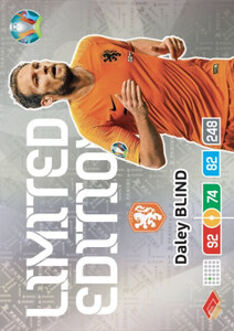 EURO 2020 LIMITED EDITION Daley Blind