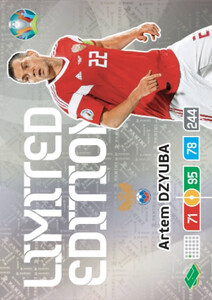 EURO 2020 LIMITED EDITION Artem Dzyuba