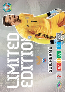 EURO 2020 LIMITED EDITION Guilherme