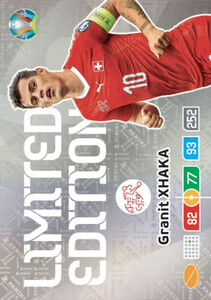 EURO 2020 LIMITED EDITION Granit Xhaka