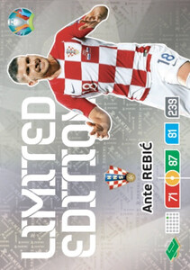 EURO 2020 LIMITED EDITION Ante Rebić